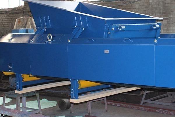 Питатель ленточный ПЛ 1000 устройство контроля конвейеров